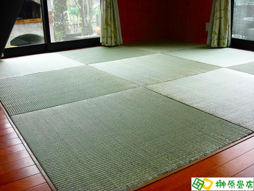 琉球畳施工例