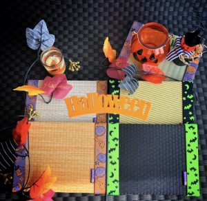 ハロウィン畳