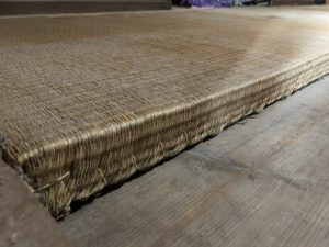 琉球畳とわら床